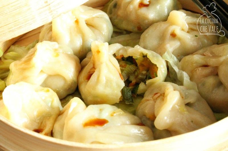 Ricetta Originale Ravioli Al Vapore Cinesi.Ravioli Al Vapore Vegetariani La Cucina Che Vale